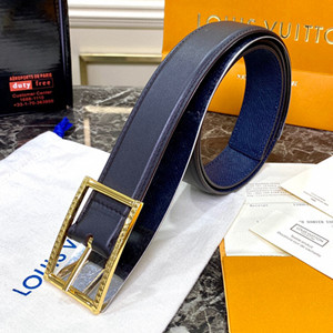 lv louis vuitton 35mm belt