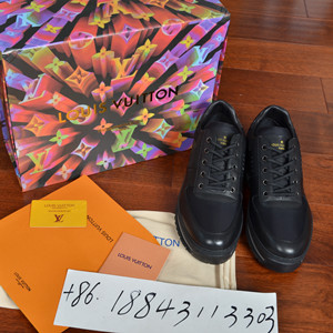lv louis vuitton harlem richelieu shoes
