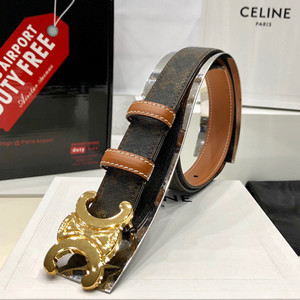 celine 25mm belt