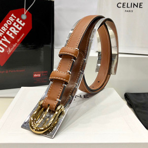 celine 18mm belt