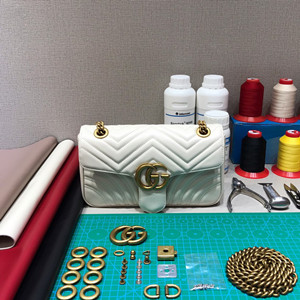 gucci gg marmont small matelasse shoulder bag #443497