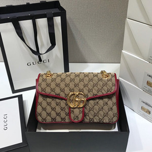 gucci gg marmont small shoulder bag #443497