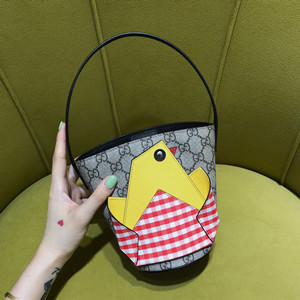 gucci gg tote bag with chick #606193