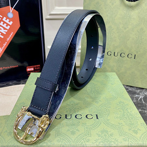 gucci 25mm belt